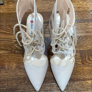 Jessica Simpson heels in really good condition